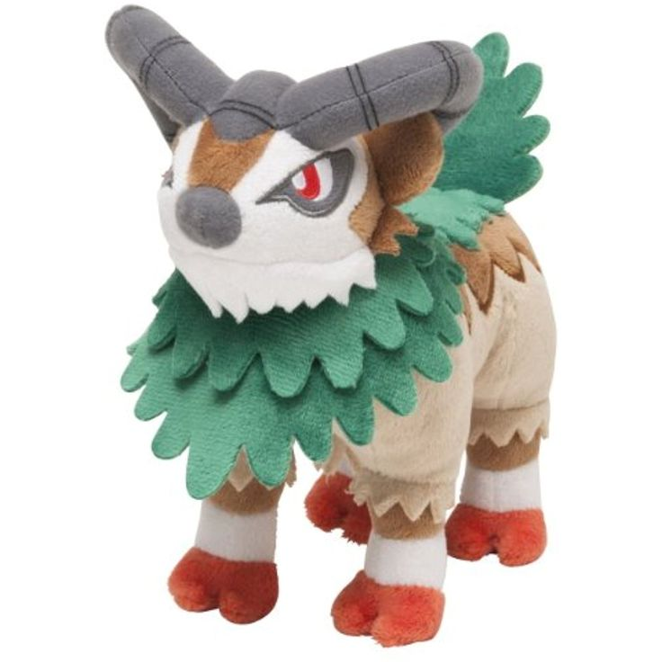 Pok?mon Center Original Products Stuffed toy Gogoat ** Want additional info? Click on the image. (This is an affiliate link) #StuffedAnimalsTeddyBears