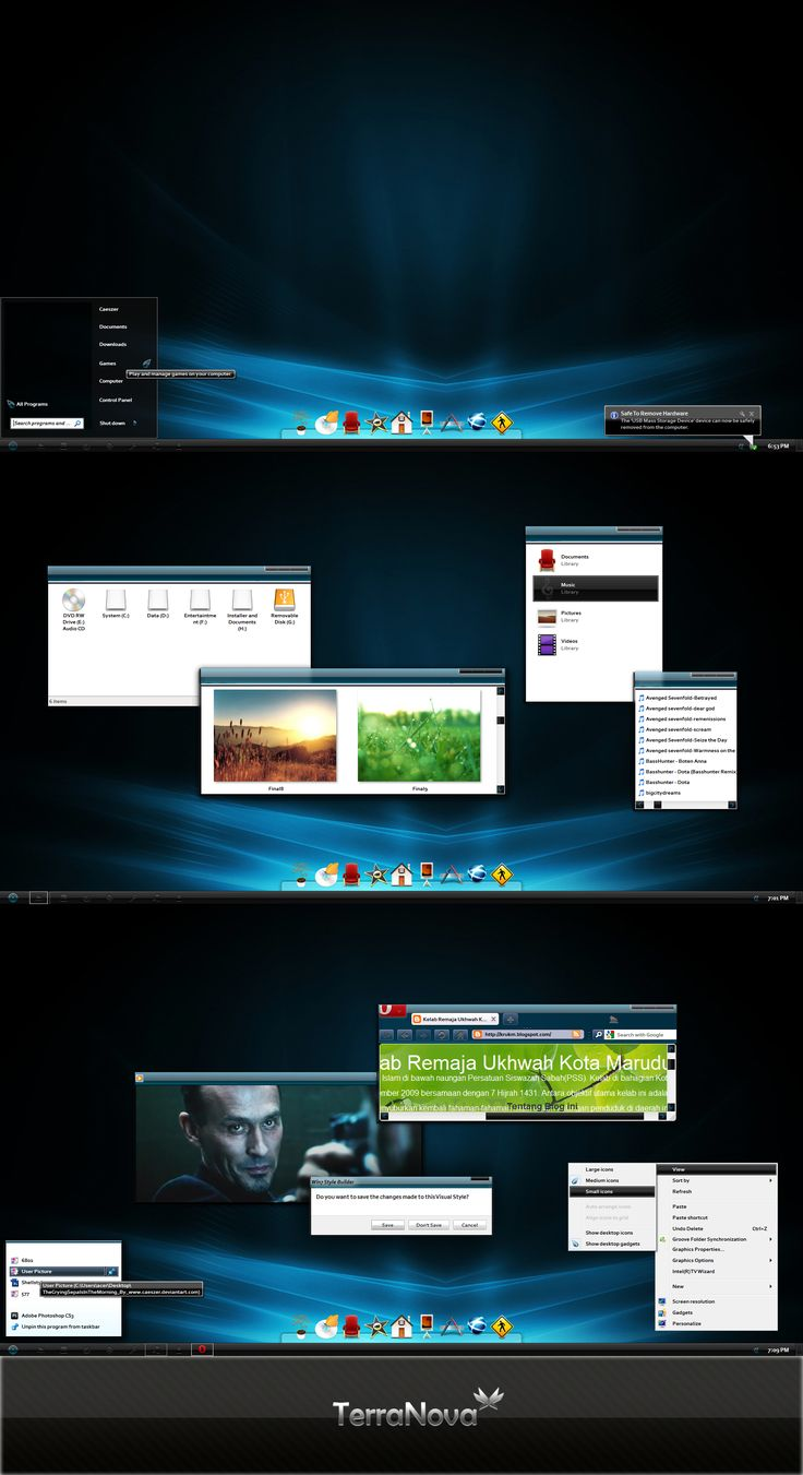 Cool Top Windows Themes Free Download