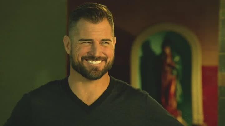 Normal people deteriorate as they age. George Eads just gets better looking. CSI: Nick Stokes.