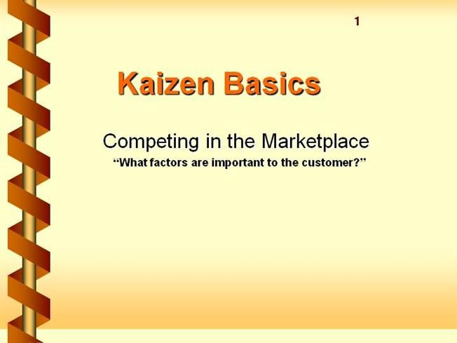 "kaizen essay ""on october 5, 1841, two western railroad passenger trains collided somewhere between worchester, massachusetts and albany, new york, killing a conductor and a."