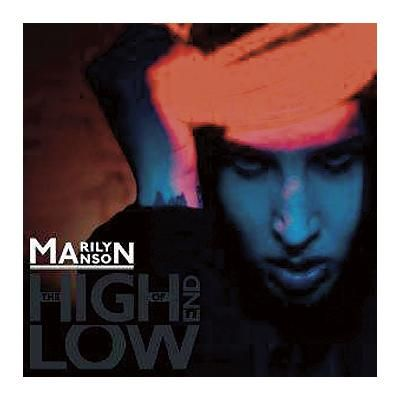 """L'album di #MarilynManson intitolato """"The High End Of Low"""" in edizione deluxe! Include sei tracce bonus su un secondo CD ed un libretto aggiuntivo!"""
