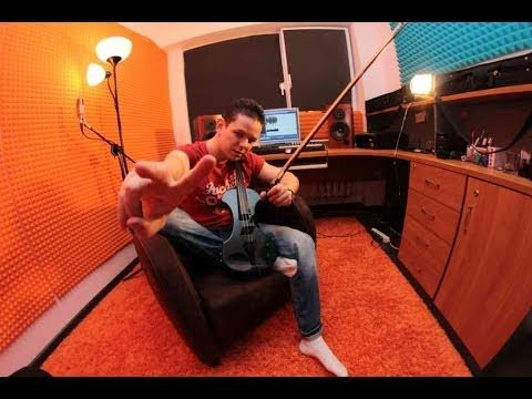 ANIMALS - Martin Garrix - CHIVES VIOLIN CONCEPT