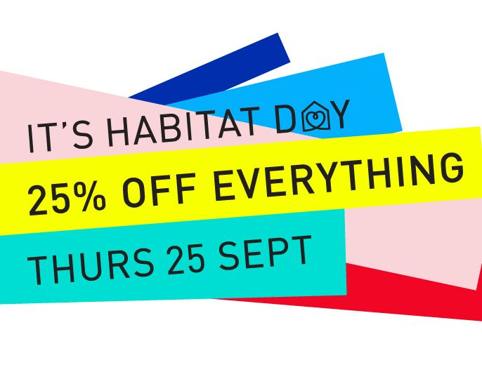 25% off everything starts 7pm online and in store tomorrow! Use code SOC25