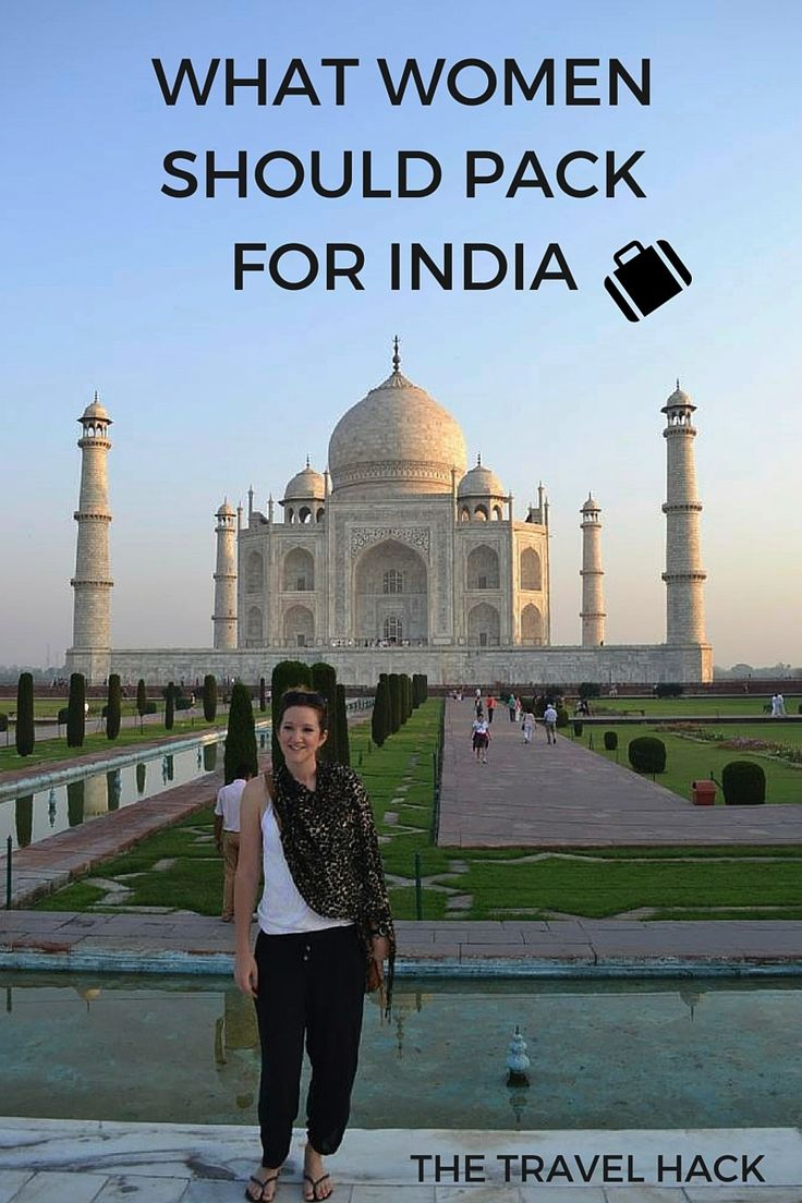 What women should pack for India-planning for our India trip either this summer or the next.