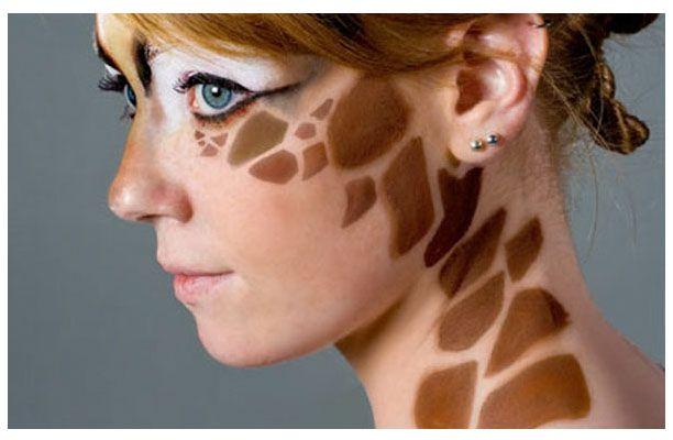 Halloween Giraffe