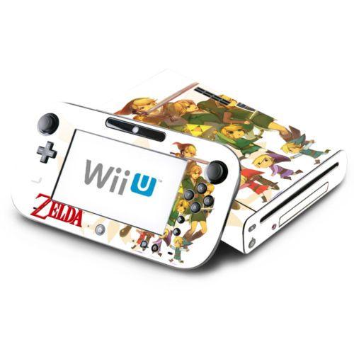 The-Legend-of-Zelda-for-Nintendo-Wii-U-Console-GamePad-Skin-Vinyl-Decal-Cover