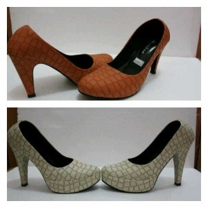 heels buaya - AyeshaShop.Com