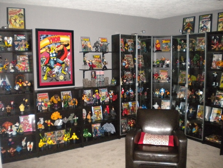 Man Cave Ideas Geek : Best images about man cave ideas on pinterest comic