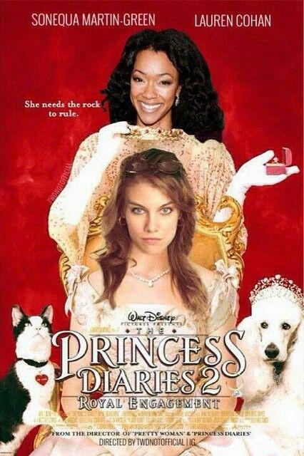 PRINCESS DIARIES 2 FILM SPOOF!