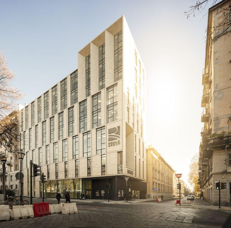 Reale Group Office Building,© Fernando Guerra | FG+SG