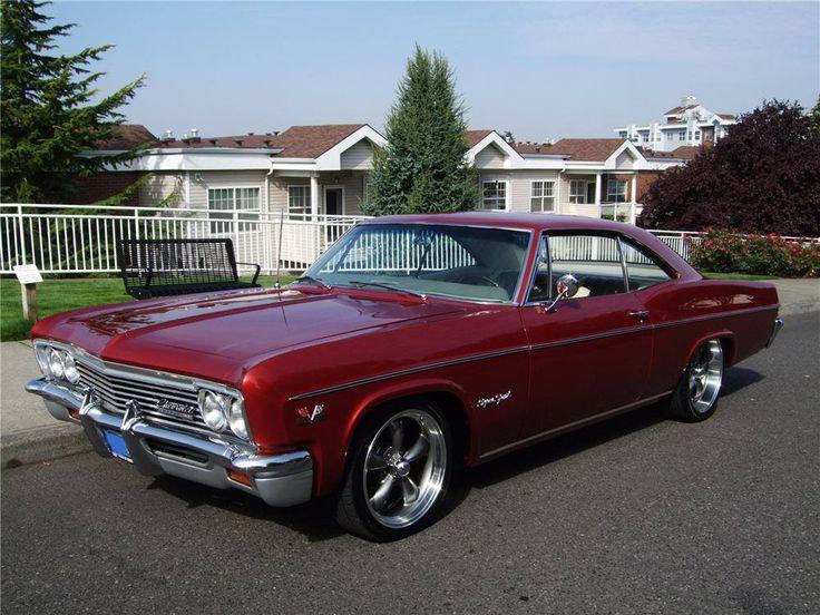 Custom Chevrolet Impala SS 2 Door Hardtop 1966