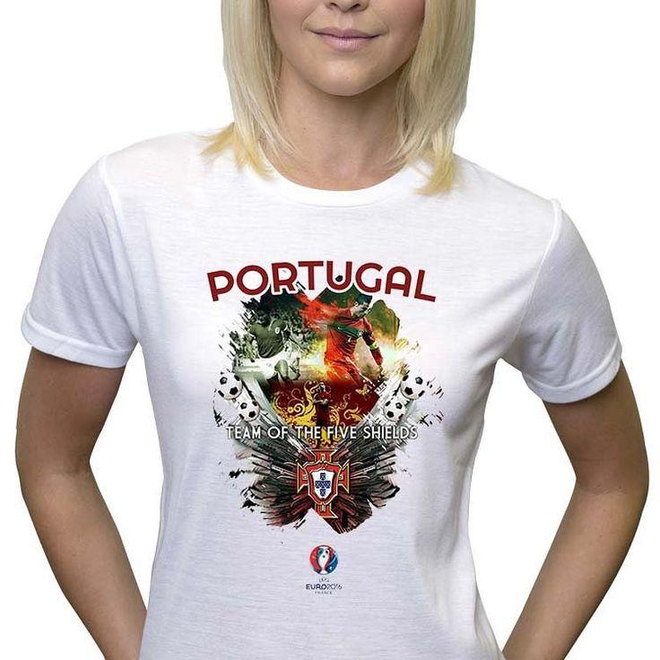 #Euro2016 #PORTUGAL #FiveShields #TeamofShields #CristianoRonaldo #LuisFigo  #EUFA #EUFA16 #PES #Football #Sports #Championship #European #Season2016  #women