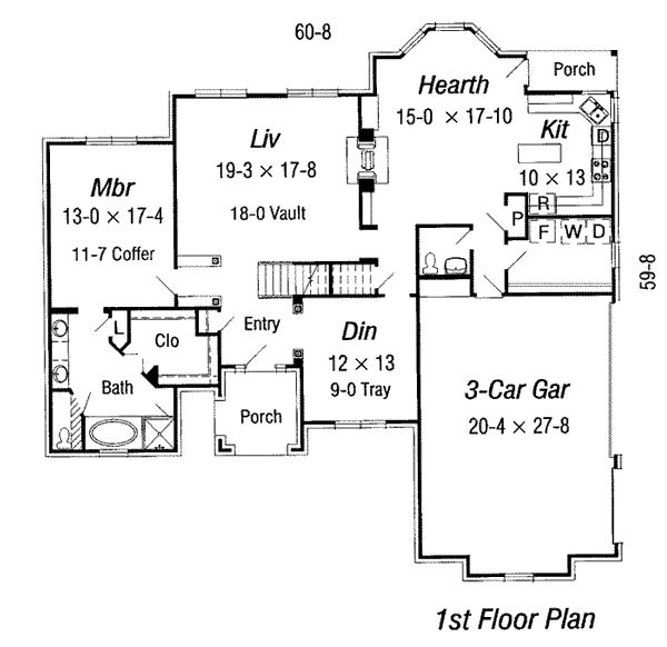 1000 images about house plans on pinterest house plans for French european house plans
