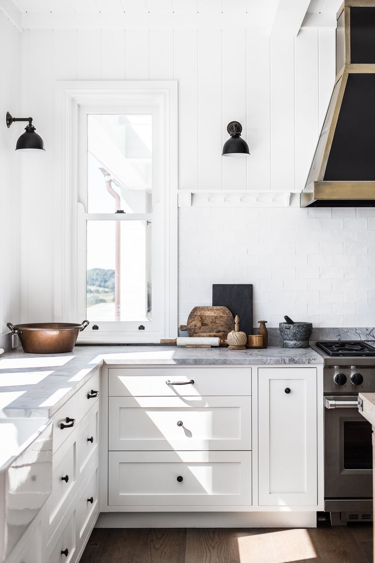 How To Create A Modern Farmhouse Kitchen