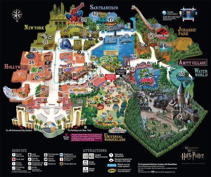 1000+ ideas about Universal Studios Japan on Pinterest ...