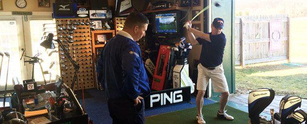 Golf Tour Trailer Warrenton