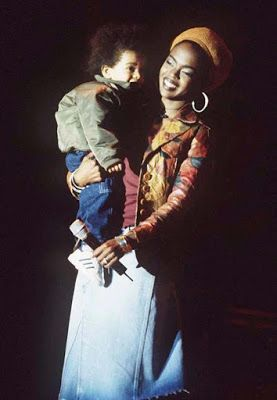 zimsglobal.blogspot.com: Lauryn Hill about to be a (reluctant) grandmother?...