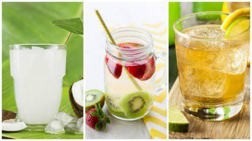 As águas detox são bebidas com propriedades depurativas que, ingeridas de forma regular, contribuem para a eliminação de todas as toxinas do corpo.