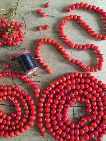 Charming Christmas: Rowanberry