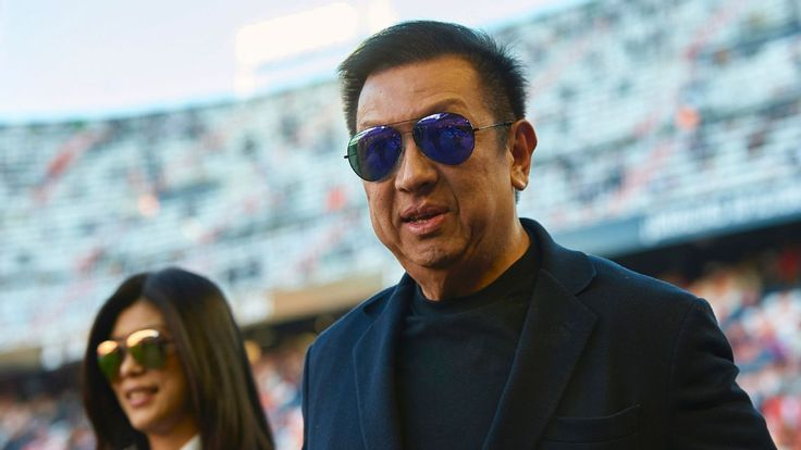 Owner Peter Lim 'would not sell Valencia for ¬1bn' - Anil Murthy