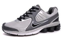 Nike Shox R6 - Grey Black R6 Second Mens