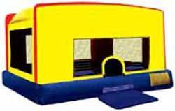 Get your family to pitch in for a kids awesome birthday party. Indoor Bounce House - $210