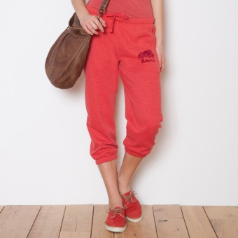 Roots - Lightweight Cropped Sweatpant, $50