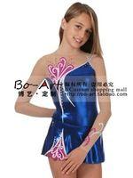 Boart hete verkoop gymnastiek jurk mooie figuur nieuw merk dress wedstrijd aanpassen g2011