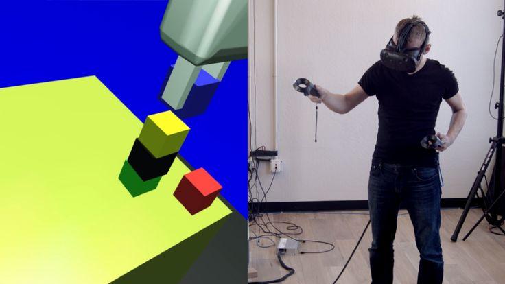 Новости виртуальной реальности : Новый проект Илона Маска OpenAI способен обучить роботов с помощью VR Новый день – и новый, ещё один увлекательный, невероятно футуристический проект от Илона Маска. И на этот раз мы не говорим о SpaceX или Hyper Tube, мы говорим об возможности обучать роботов выполнять задачи с помощью виртуальной реальности. Даже звучит круто, правда?  OpenAI, исследовательская компания Маска, работающая в области искусственного интеллекта, на этой неделе рассказала о своей…