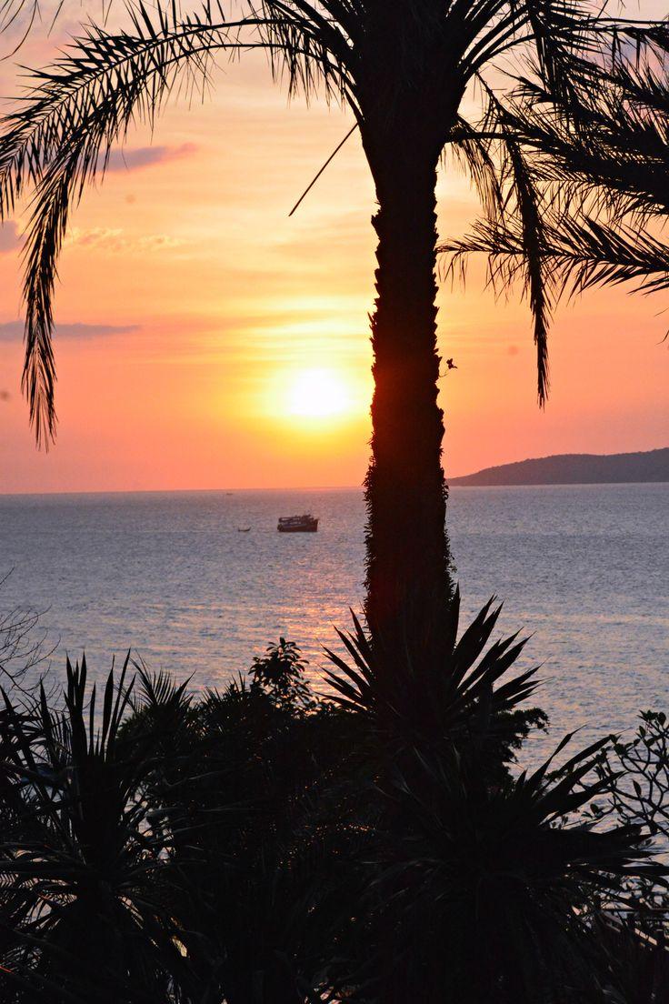 Thailand Pattaya sunset (wil 5178)