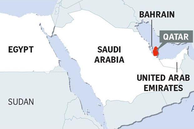 Kirim 13 Tuntutan Saudi dan Sekutunya Minta Qatar Tutup Pangkalan Militer Turki di Doha  SALAM-ONLINE: Saudi Arabia Uni Emirat Arab (UEA) Bahrain dan Mesir memboikot Qatar atas tuduhan mendukung terorisme. Keempat negara tersebut telah mengirim 13 daftar tuntutan kepada pemerintah Qatar.  Dalam 13 Daftar tuntutan itu antara lain Qatar harus memutuskan hubungan dengan Iran menutup pangkalan militer Turki di Doha membayar denda hingga membubarkan media Aljazeera kata seorang pejabat dari empat…