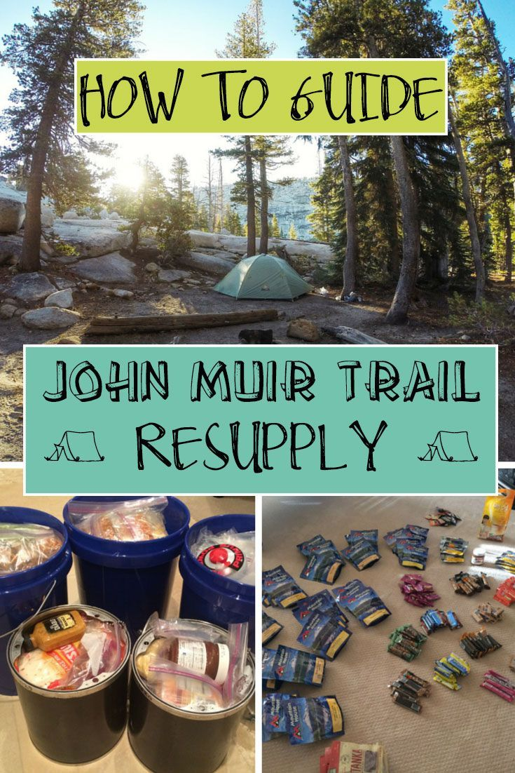 John Muir Trail Resupply How To Guide