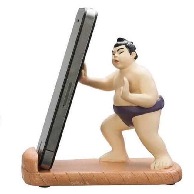 Gli stand per smartphone Sumo