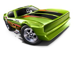 2014 City Series Toy Car Collection | Diecast Race Cars & Trucks | Hot Wheels