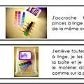Deux nouveaux ateliers d'inspiration Montessori - 1, 2, 3, dans ma classe à moi...