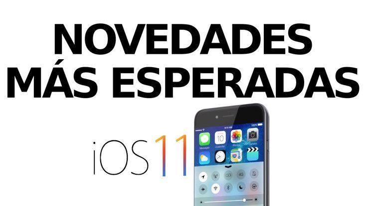 iOS 11 rumores en español características fechas de lanzamiento para iPhone iPad un rumor de Apple http://youtu.be/pL16ZRpSTbo #iphone #apple #ios Conoce el lanzamiento de iOS 11 y los mejores rumores en español de sus características. Novedades de lo que se espera del sistema operativo de Apple que será presentado en junio de 2017 en la WWDC en el Graham Civic Auditorium. Su lanzamiento será en septiembre junto al iPhone 8 y 7s en una keynote.  La característica más importante sería la…