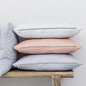 Cushions in organic cotton from Cam Cam Copenhagen.