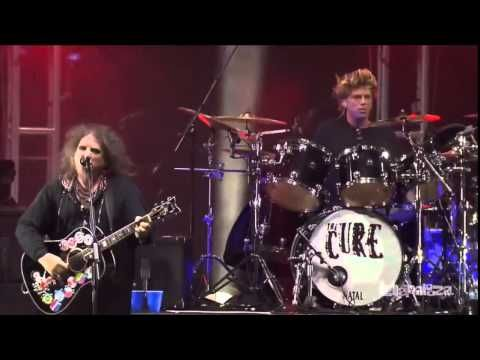 The Cure at Lollapalooza 2013 Full Set HD - YouTube