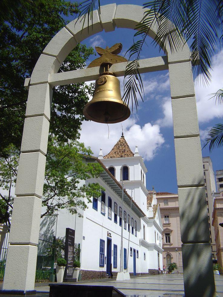 Pátio do Colégio - São Paulo