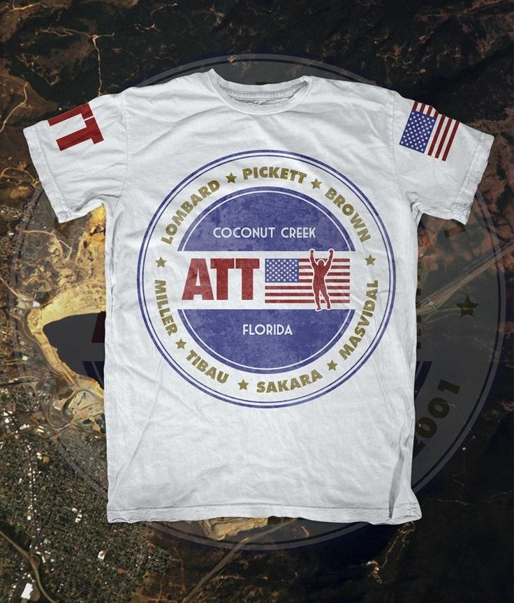 ATT shirt  - white