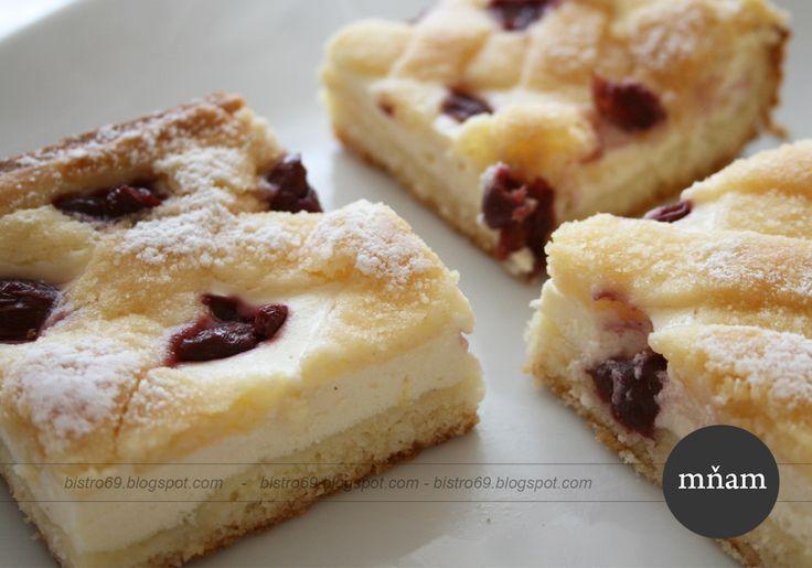 Ďalšie obľúbené recepty: Tip na nedeľný obed: Kuracie prsia v sezame a Tvarohový mrežovník Tvarohový koláč Fotorecept | Tvarohový koláč s kakaom Strúhaný tvarohový koláč Tvarohový koláč so želatínou Fotorecept: Rebarborovo-tvarohový zákusok s penou Ovocný koláč Malinové muffiny s bielou čokoládou Tvarohový koláč s nektarinkami Jedlé portéty osobností podľa Jolity Bistro 69Bistro u starej mamy  …  Continue reading →