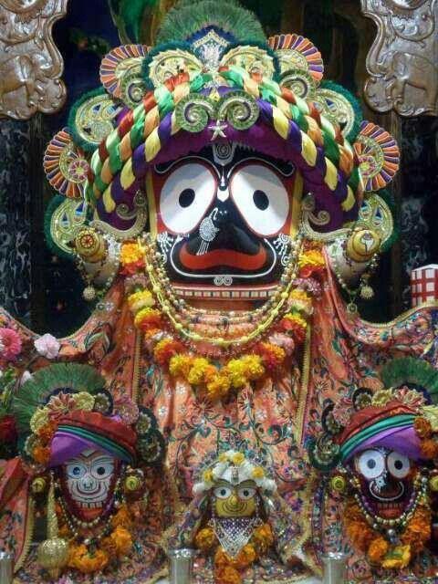 Lord Jaganath of Puri