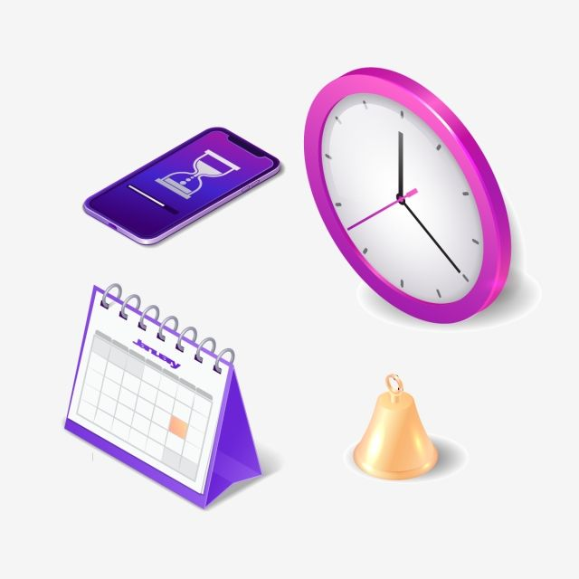 Time Management Isometric Icons Time Project Icon Png And Vector With Transparent Background For Free Download Isometric Office Organization At Work Work Organization