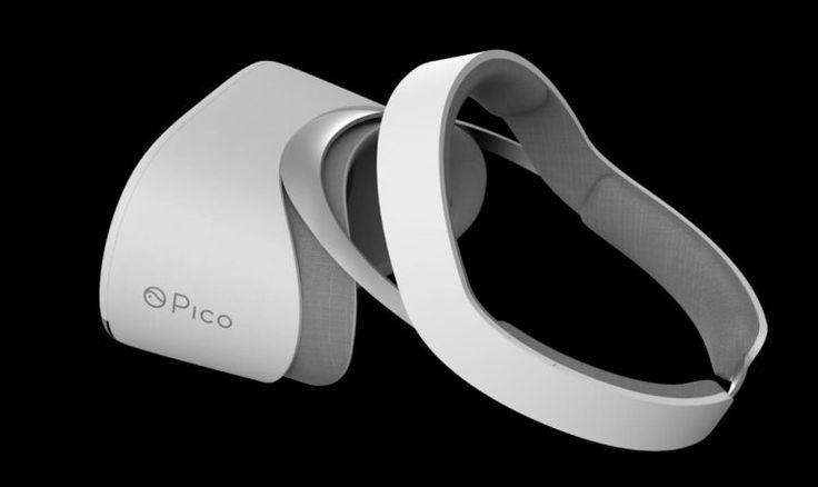 CES 2017 : Pico Neo CV – Un casque VR chinois sans fil autonome