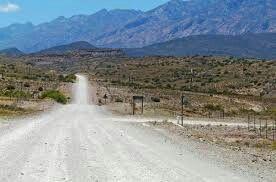 Grondpad ini Karoo