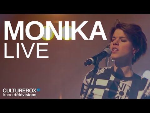 Monika (full concert) - Live @ Printemps de Bourges 2016