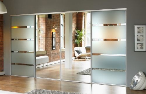 about mirrored closet doors on pinterest mirrored wardrobe doors