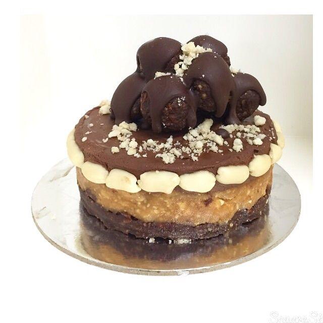Raw Peanut Butter - Nutri Hitt Mini Cake