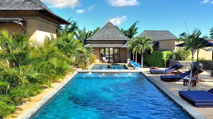 Hôtel #Maradiva #Villas Resort & Spa (#Île #Maurice)
