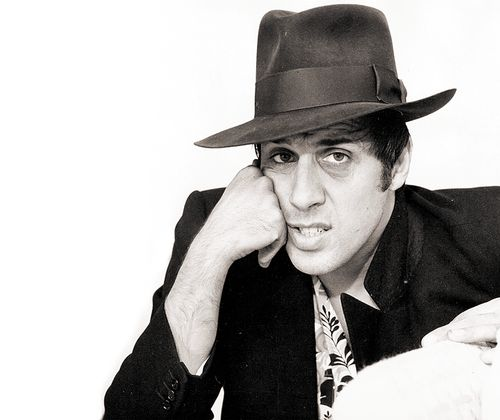 """Adriano Celentano (born January 6, 1938) is an Italian singer, songwriter, comedian, actor, and TV host. He was born in Milan at 14 Gluck Street (about which he later wrote the song """"Il ragazzo della via Gluck"""")"""